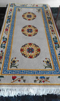 Tibetteppich  Teppich Carpet Rugs Tibet Nepal Indien