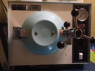 高圧滅菌機
