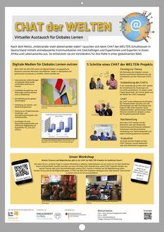 Poster 09 - Chat der Welten
