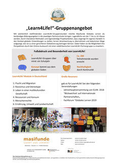 Poster 25 - Learn4Life!