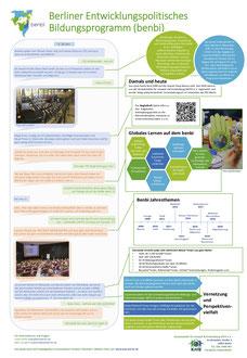 Poster 22 - Berliner Entwicklungspolitisches Bildungsprogramm (benbi)