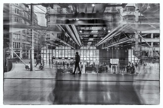 Beaubourg, Paris © OBS
