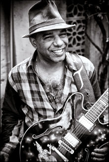 Glen Terry, Beautiful Blues man! © OBS