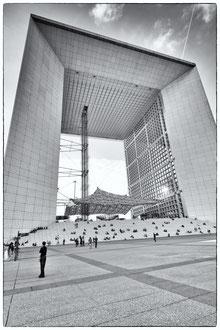 L'Arche de la Défense, Paris © OBS
