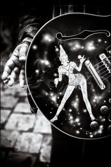 Glen Terry, Beautiful Blues man! © OBS