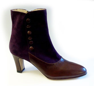 ankleboot,bespoke shoes, made to order shoes, handmade shoes, made in rome, made in italy, hearth, hearth fashion, fashion, slow fashion, artisanal shoes, handcrafted shoes