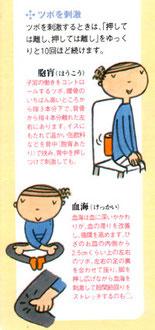 女性の不調 ツボ/レタスクラブ(角川コミュニケーション)