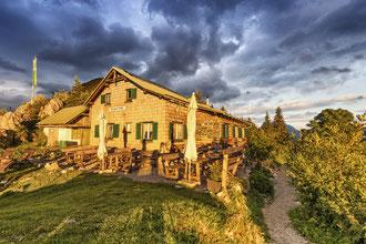 Ennstaler Hütte Gesäuse