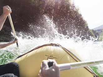 Salza Rafting Gesäuse