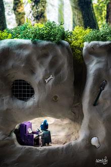 The bat cave