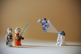 Luke, voici ton père