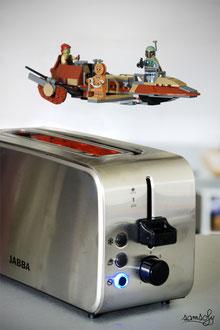 Jabba the toaster