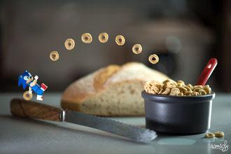 Sonic, breakfast level