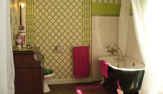 Chambre Madame - Salle de bains