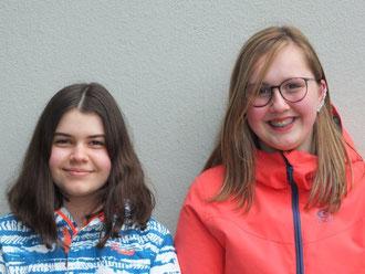 Leonie und Nathalie