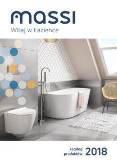 Publikacja projektu łazienki w katalogu Massi