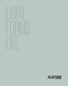 Publikacja w katalogu z oświetleniem Aqform