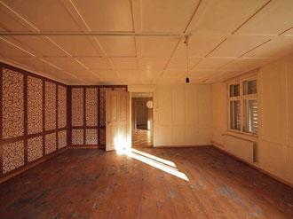 Sanierung Bauernhaus Gizehof Amriswil