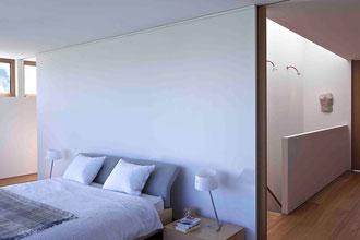 Badhaus Altenrhein: Schlafzimmer