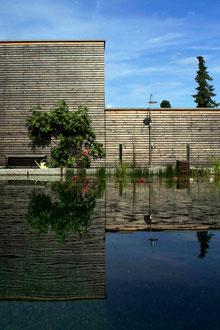 Badhaus Altenrhein: Wasserhof