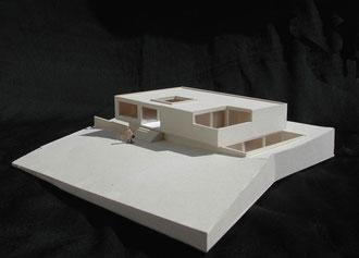 Vier Höfe, Frauenfeld: Modell
