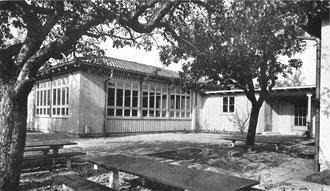 Vorbild von 1946: Kindergarten Rappstrasse in Winterthur