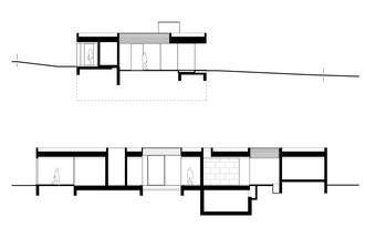 Atriumhaus am See Romanshorn: Schnitte