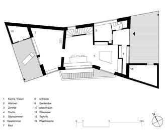Farfalle Romanshorn: Erdgeschoss