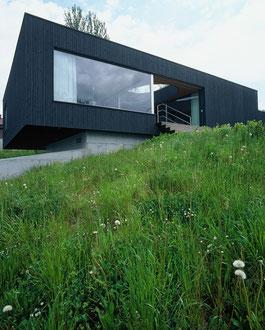 Vier Höfe, Frauenfeld: Westfassade (Fotos: Francesca Giovanelli)