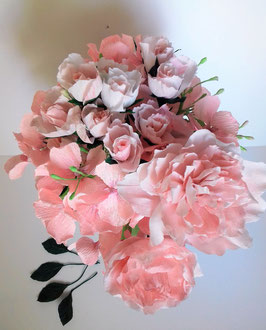 Bouquet créations en papier Maria'S matière noble