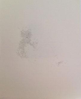 bito-bito no.38  2008  48.5  66.5 cm  pencil, pen, paper