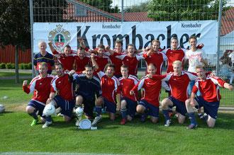 Pokalfinale der 2. Nordharzklassen 2013