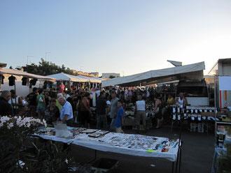 Nachmittag/Abend Markt San Pietro in Bevagna