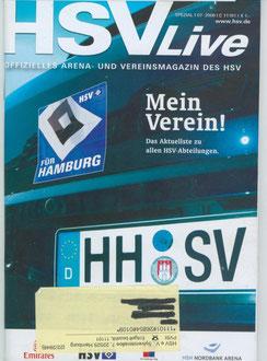 """Juli 2008 HSV-LIVE """"Mein Verein"""""""