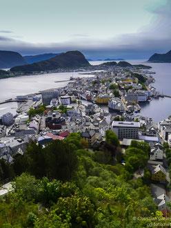 Norwegen, Ålesund 02.06.2017