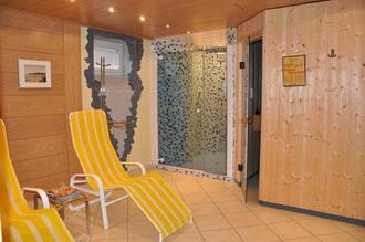 Ruheraum - Sauna