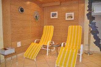 Relaxingroom - Sauna