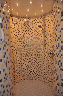 Dusche - Sauna