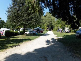 Campingplatz Laguna Ljubljana