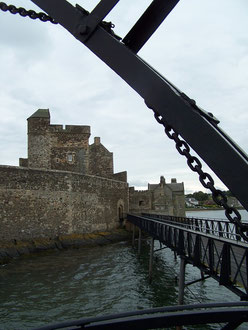 blackeness castle Poster un article