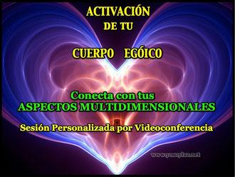 Activación consciente multidimensional de tu SER.
