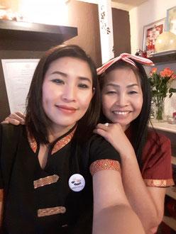 Parisa und Prathin