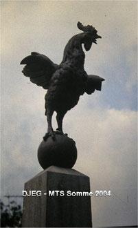 MEZEROLLES - Ancien coq