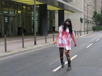 Zombiewalk Frankfurt