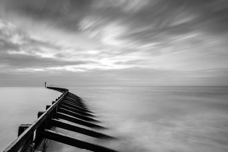 Kerry Turner – Dawn at Littlehampton Sea Defences