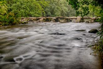 Kathryn Graham – Tarr Steps over the River Barle