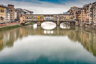 Terry Redman – River Arno in Florence