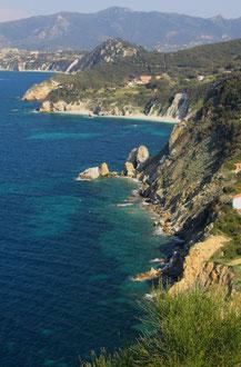 Ile d'Elbe en famille et fourgon aménagé : la douceur de vivre Toscane (Italie) 62