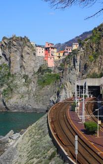 Cinque Terre, la Riviera Ligure du Levant (Voyage Italie) 24