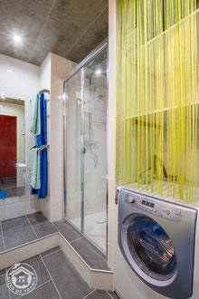 Machine à laver et séchante